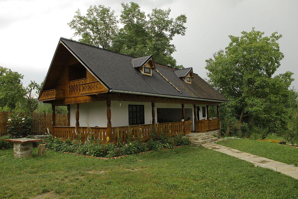 adelaparvu.com despre casa traditionala romaneasca, casa cu arhitectura rustica romaneasca, arh. Doina Petrescu, foto Andrei Baltaretu (30)