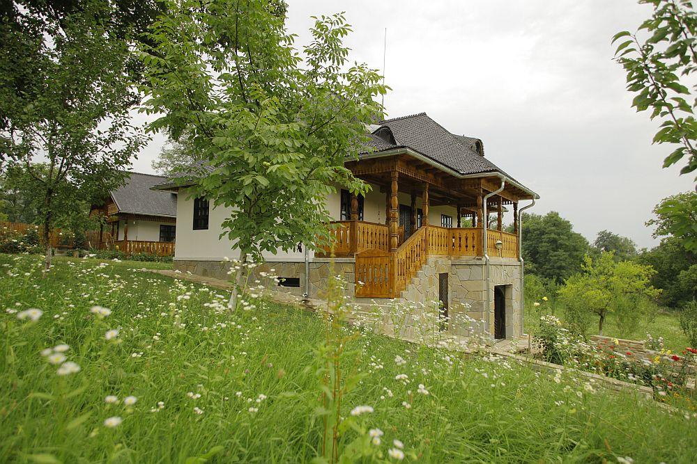 adelaparvu.com despre casa traditionala romaneasca, casa cu arhitectura rustica romaneasca, arh. Doina Petrescu, foto Andrei Baltaretu (36)