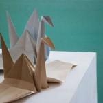 Ȋmpăturiri, lucrari decorative din ceramica, artist Alina Constantin, fiecare piesa costa 100 euro
