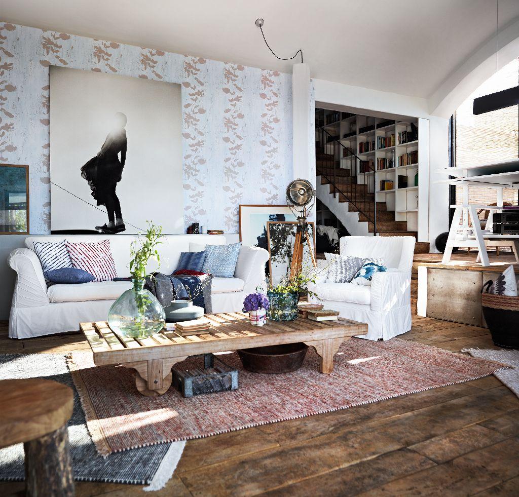 Decoratiuni textile, colectia Amsterdam, primavara 2013, de la Esprit