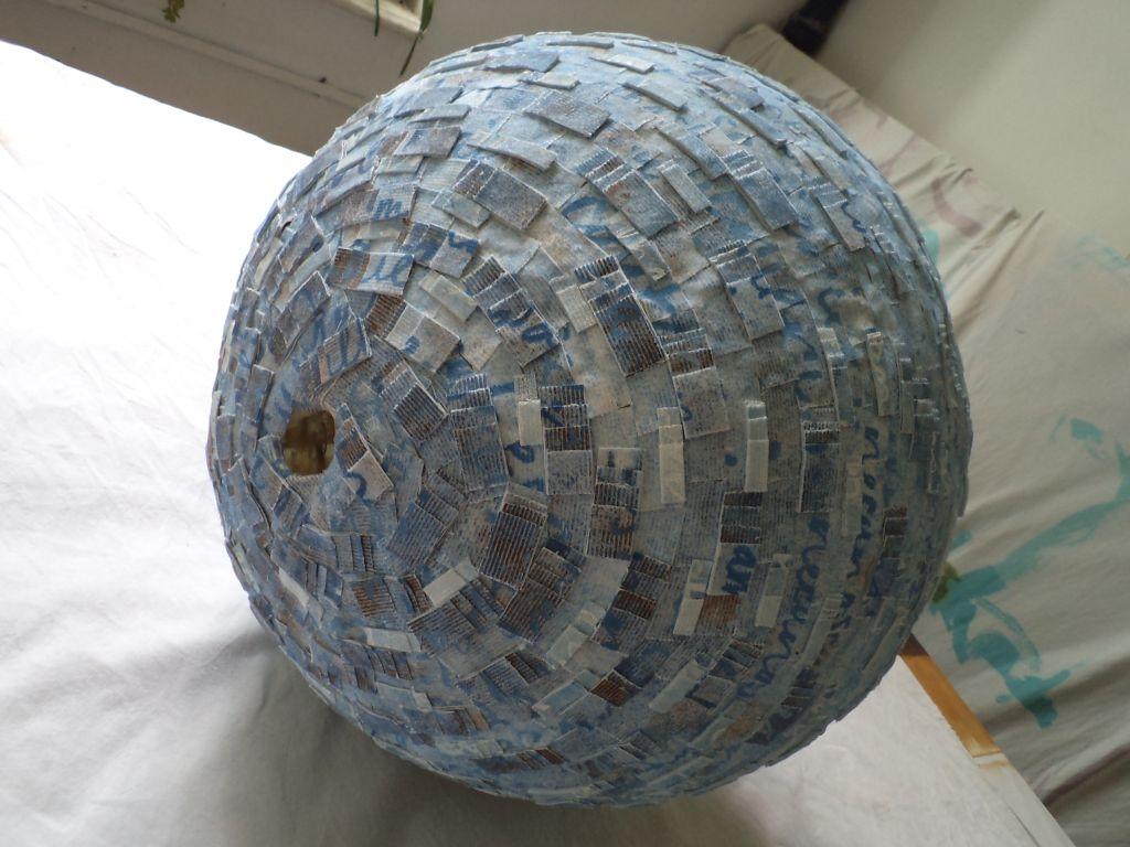 adelaparvu.com despre Arte Textile Ambientale 2013 Master Anul II 1