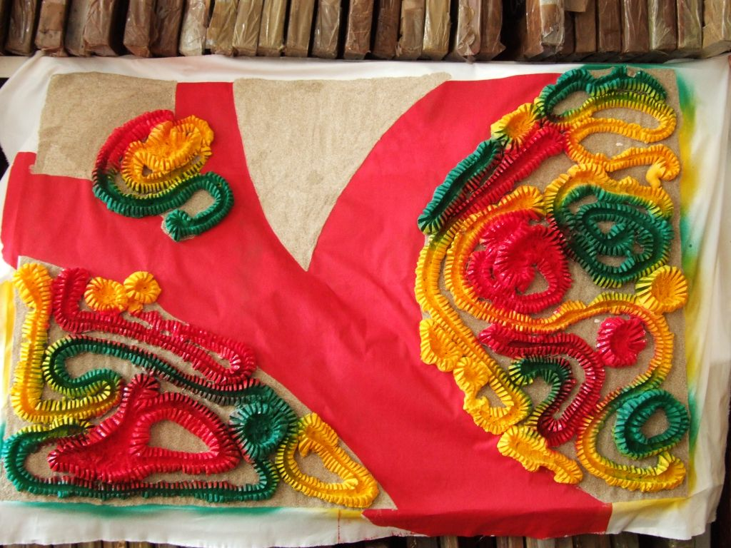 adelaparvu.com despre Arte Textile Ambientale 2013 Master Anul II 4