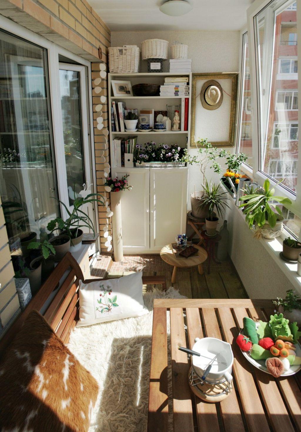 Idei Practice Pentru Amenajarea Balconului Adela P Rvu Interior