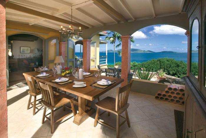 adelaparvu.com despre Villa Tara din Tortola Caraibe (5)