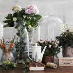 Aranjament in trendul Botanical Renaissance