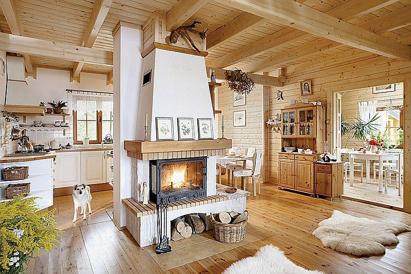 adelaparvu.com despre casa traditionala Foto Michael Przeździk, Weranda Country (10)