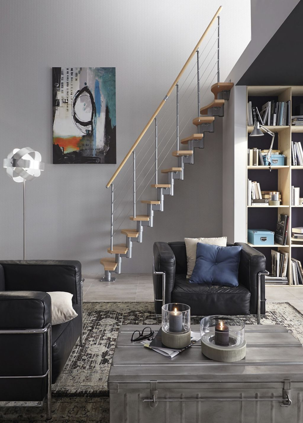 Trendul Loft Living - Hornbach toamna 2013