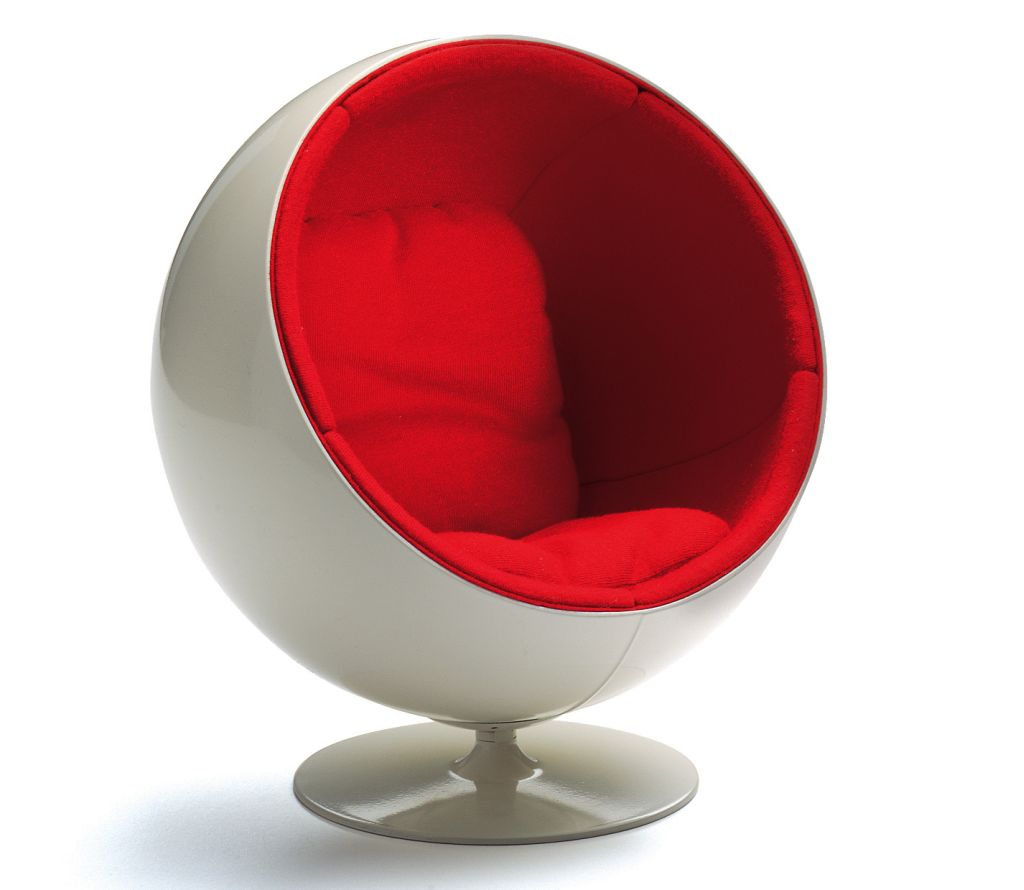 Ball Chair. Aarnio. 1965