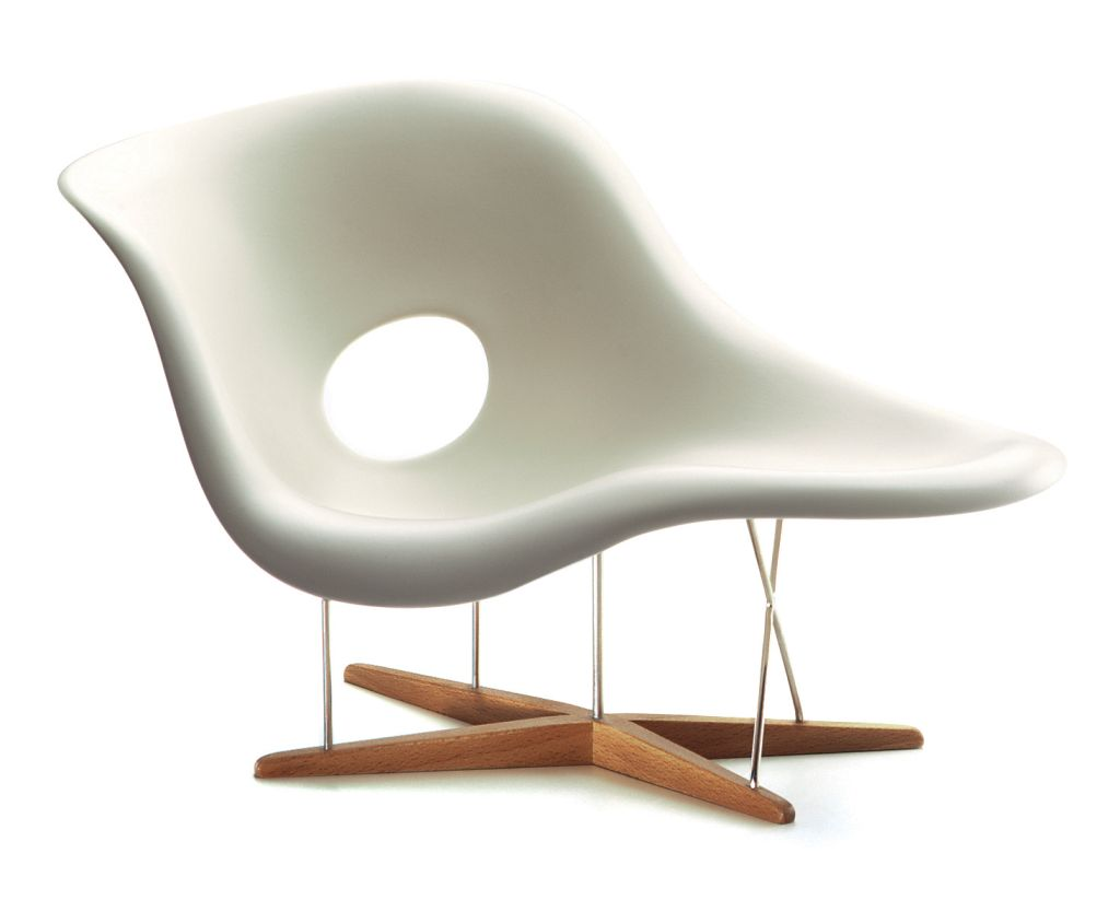 La Chaise. Eames. 1948