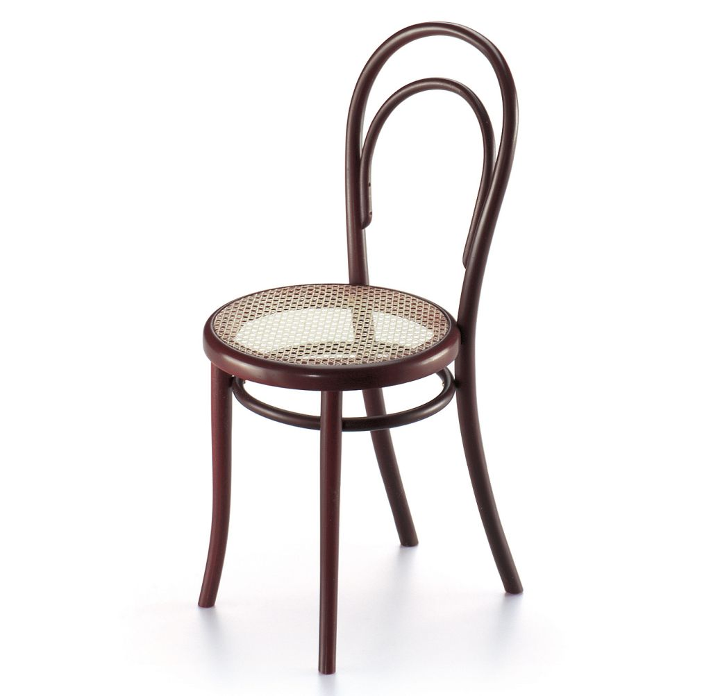 Stuhl no.14. Thonet. 1859