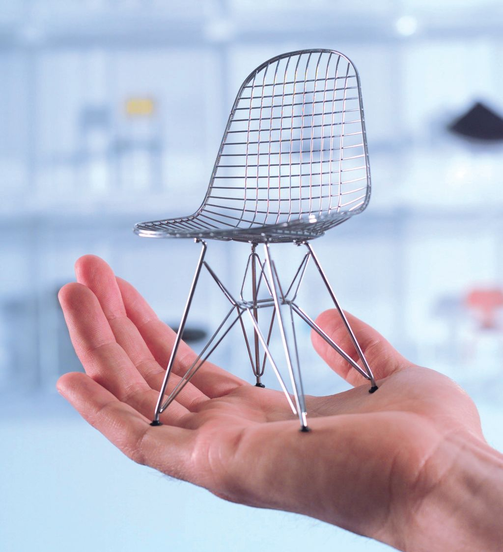 Wire Chair 1951 Charles & Ray Eames