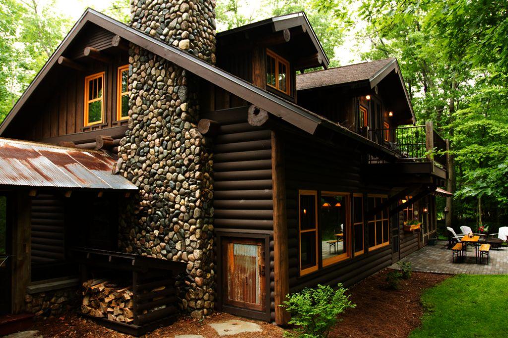 adelaparvu.com despre cabana lemn design interior BeDe Design (15)