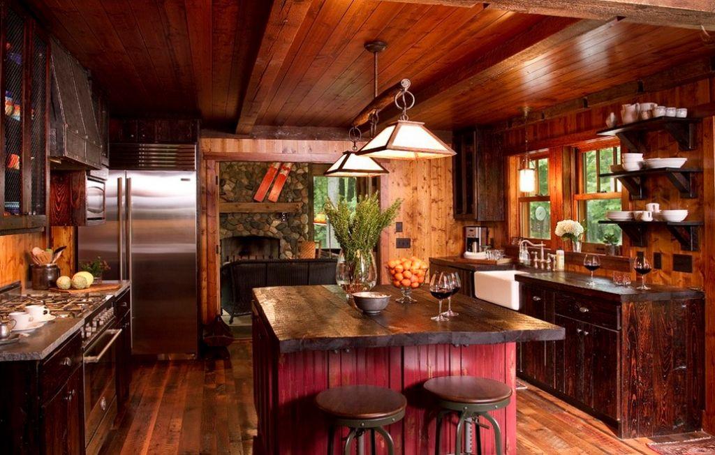 adelaparvu.com despre cabana lemn design interior BeDe Design (2)