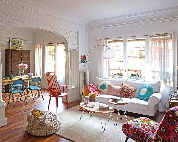 adelaparvu.com despre casa veche cu interior creativ Alsolete Foto Micasa  (2)