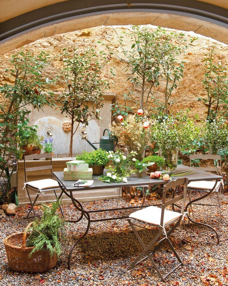 adelaparvu.com despre casa veche secol XVIII Foto El Mueble (1)