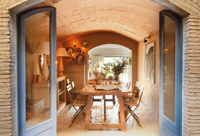 adelaparvu.com despre casa veche secol XVIII Foto El Mueble (4)