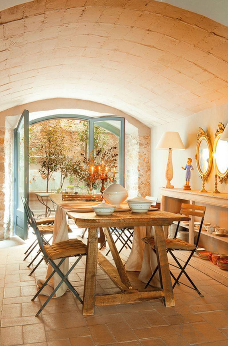 adelaparvu.com despre casa veche secol XVIII Foto El Mueble (5)