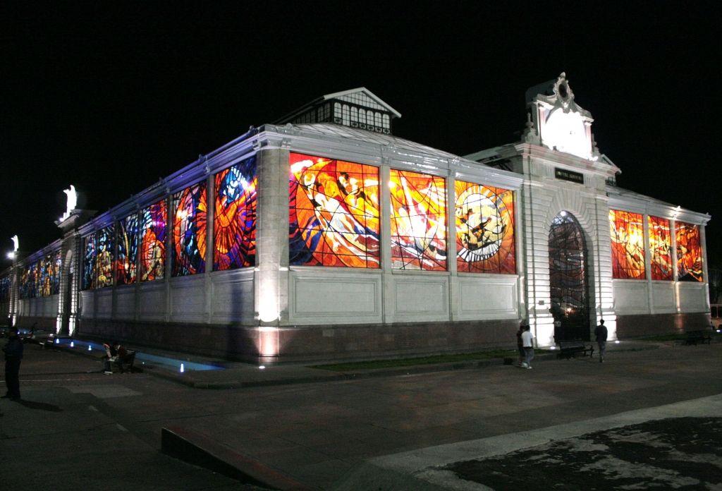 adelaparvu.com despre Comsovitral artist Leopoldo Flores (7)