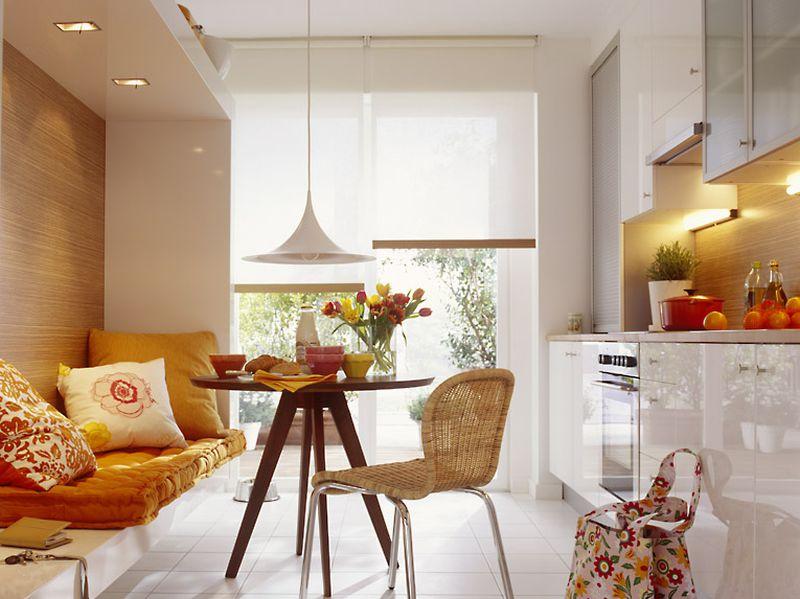 в маленькую кухню, диваны кушетки для