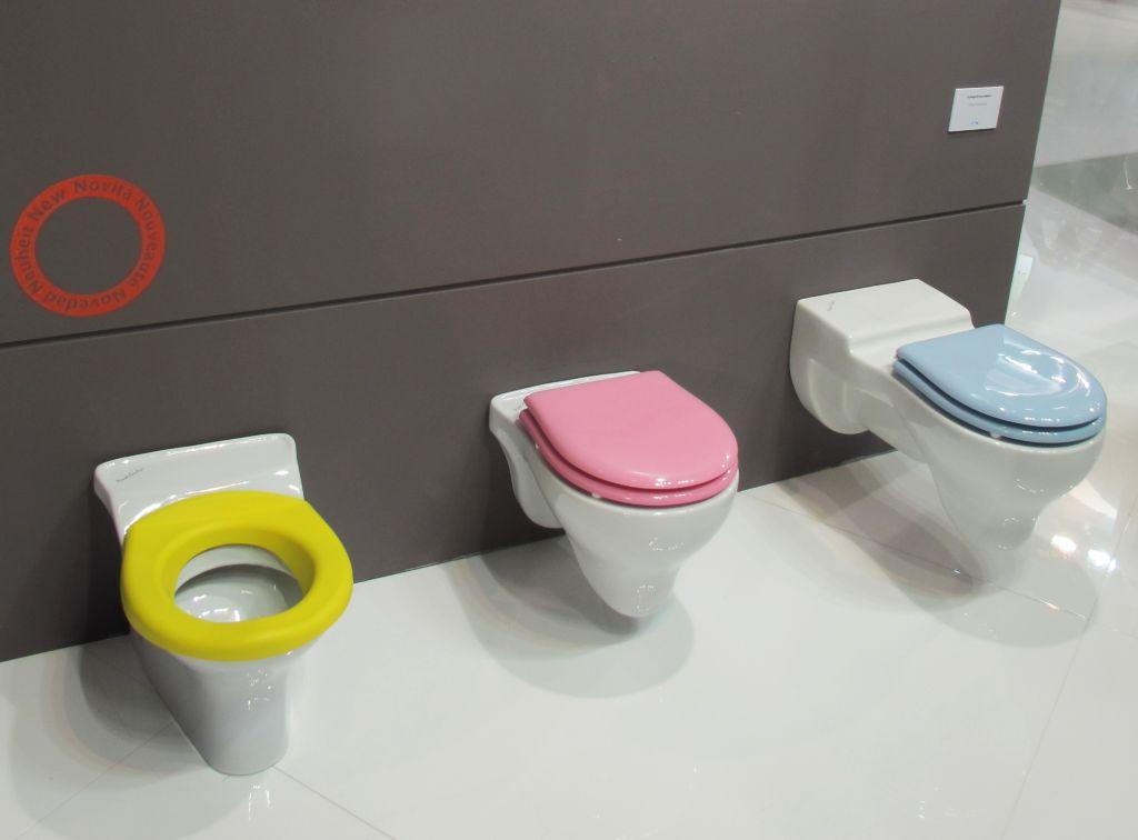 Vase wc pentru copii model Bagno Cuciolo de la Ponte Giulio