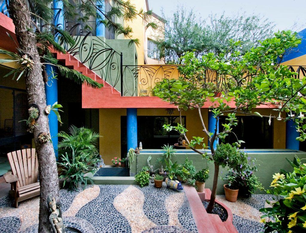 adelaparvu.com despre Casa de Cocinas design House and House Architectes (4)