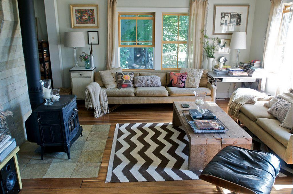 adelaparvu.com despre casa la tara designer Rebekah Zaveloff