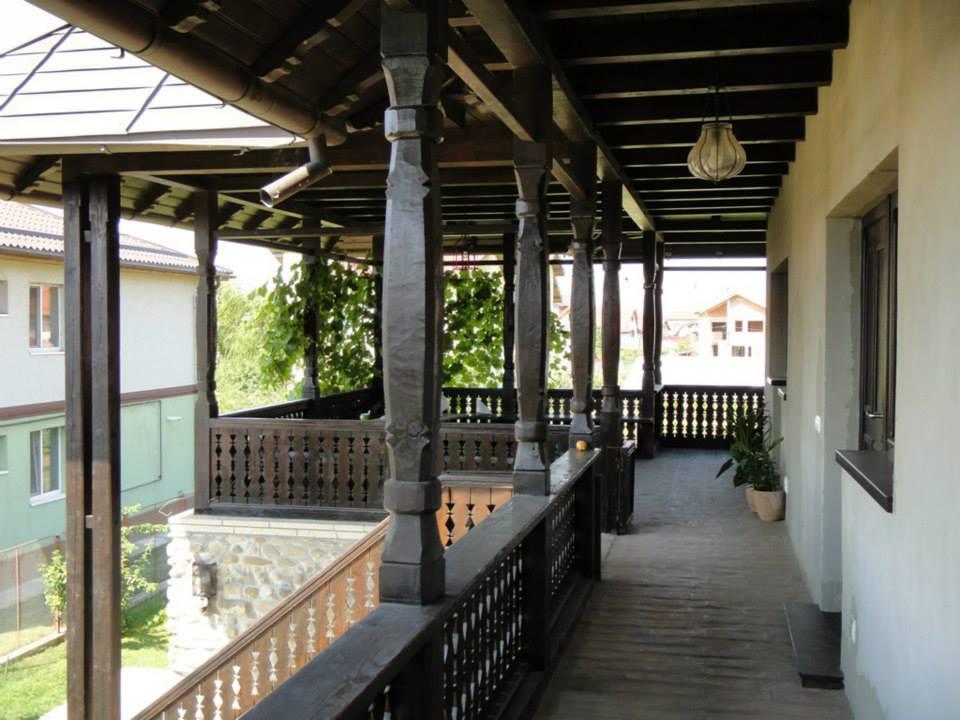 Casa proiectata de arh. liliana Chiaburu