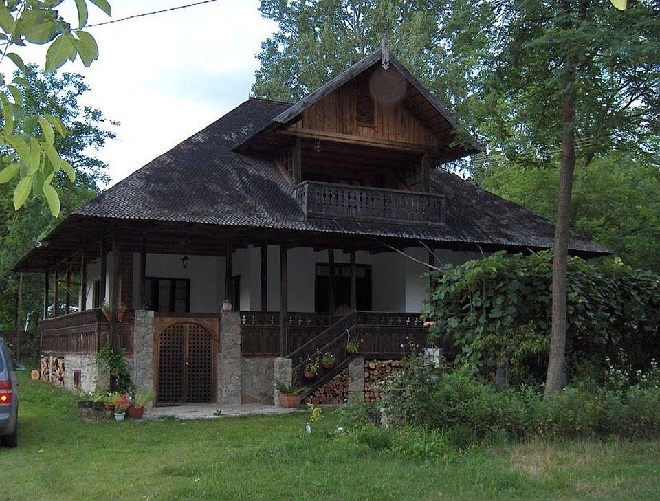 adelaparvu.com despre case traditionale romanesti arh. Liliana Chiaburu (8)