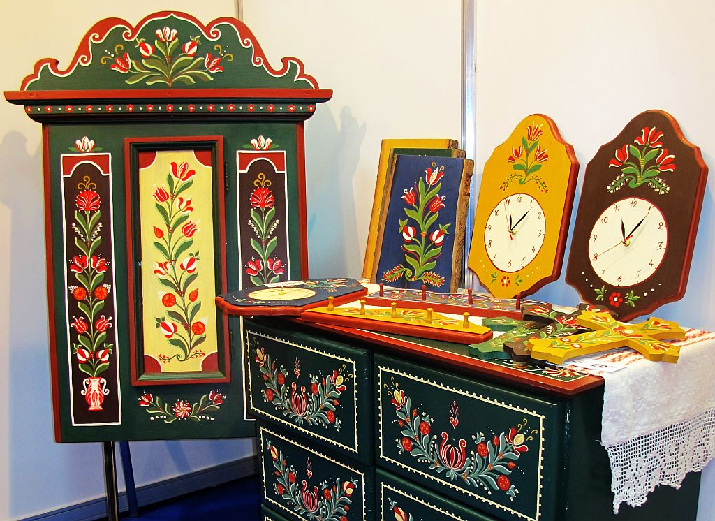 adelaparvu.com despre mobila pictata (5)