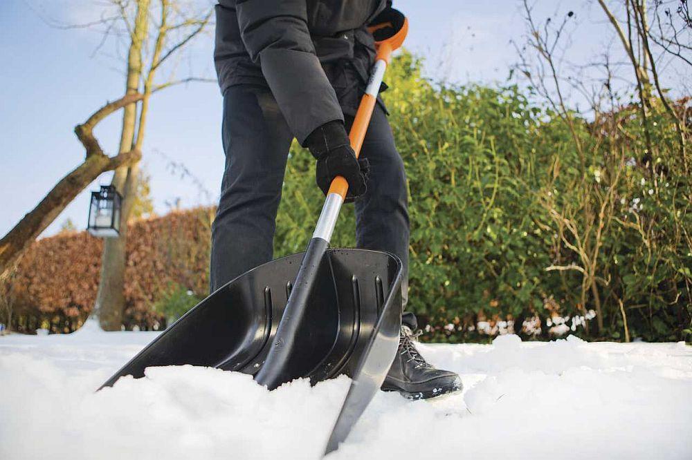 Fiskars SnowXpert Black