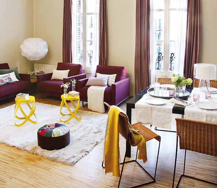 adelaparvu.com despre apartament de familie cu piese de design Foto Micasa (1)