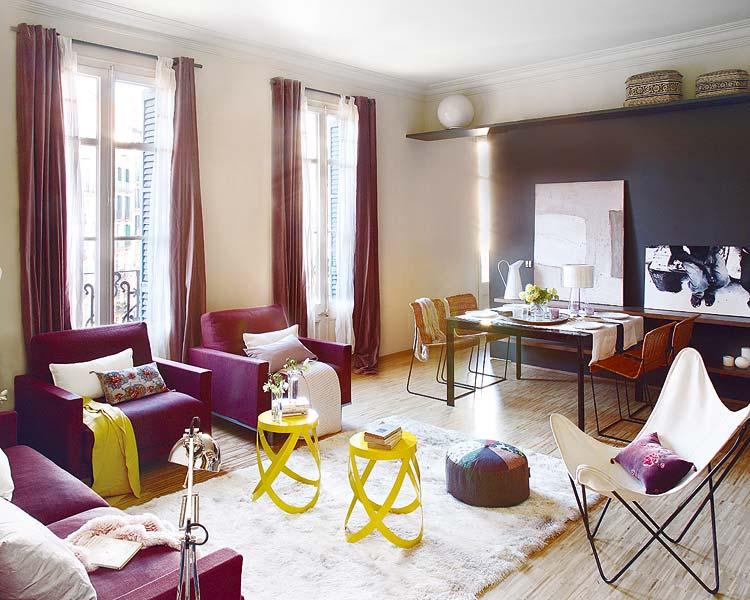 adelaparvu.com despre apartament de familie cu piese de design Foto Micasa (3)
