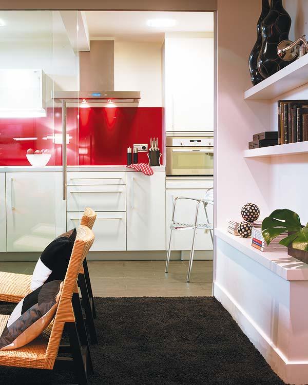 adelaparvu.com despre apartament la subsol Designer Inigo Echave Foto Micasa (3)