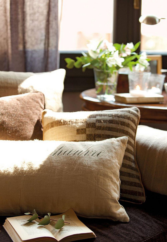 adelaparvu.com despre casa designerului Barbara Sindreu Foto ElMueble (2)