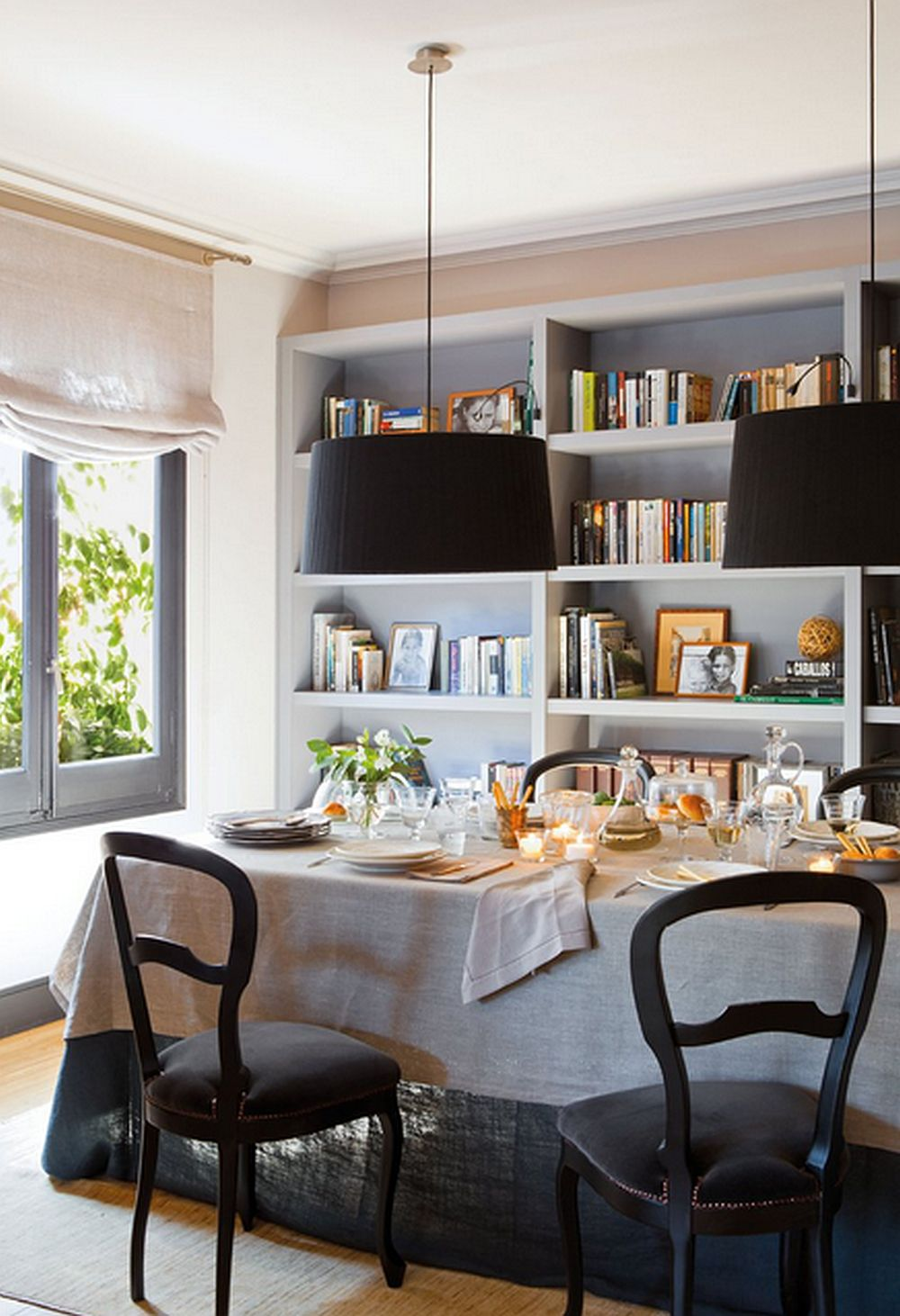 adelaparvu.com despre casa designerului Barbara Sindreu Foto ElMueble (8)
