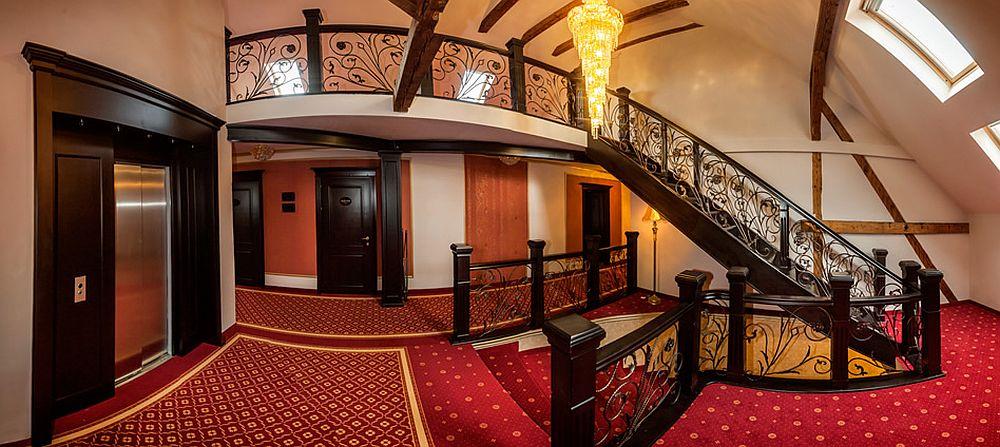 adelaparvu.com despre Central Park Hotel Sighisoara (4)