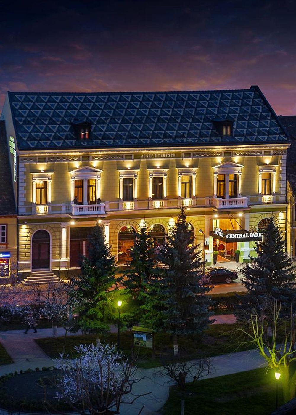 adelaparvu.com despre Central Park Hotel Sighisoara (7)
