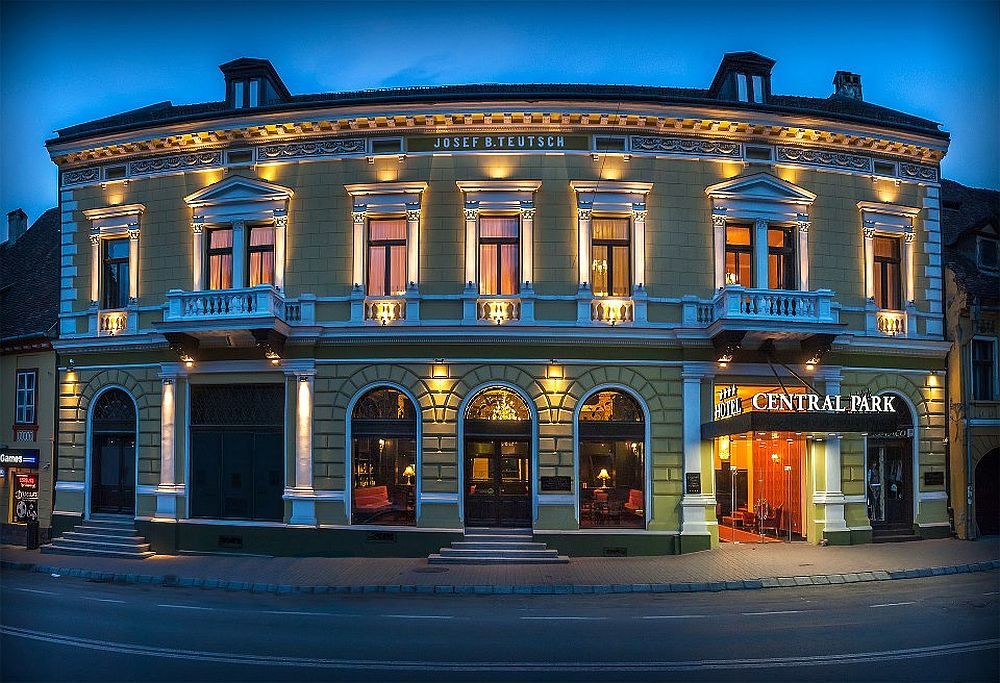 adelaparvu.com despre Central Park Hotel Sighisoara (8)