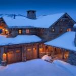 adelaparvu.com despre Spanish Peaks Cabin Design Lohss Construction (1)