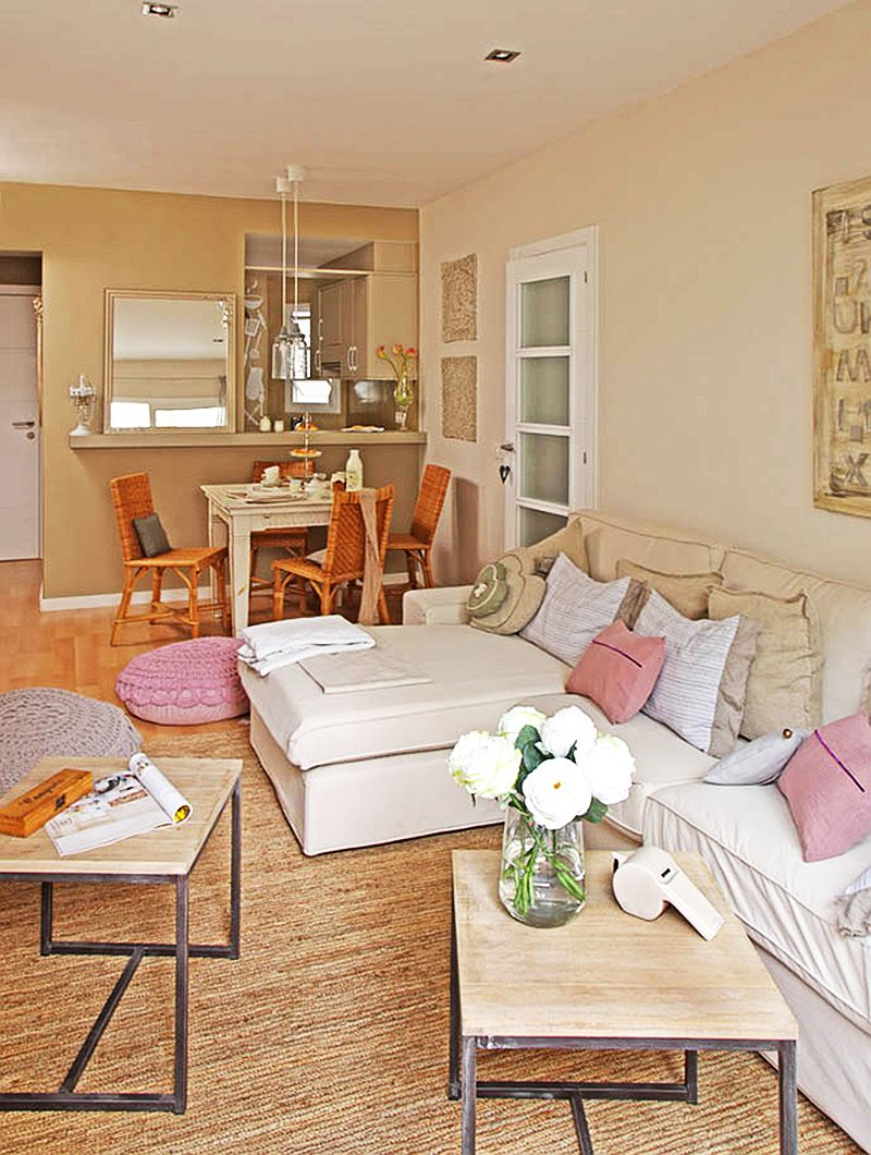 adelaparvu.com despre apartament rustic elegant Design interior Pia Capdevila (2)