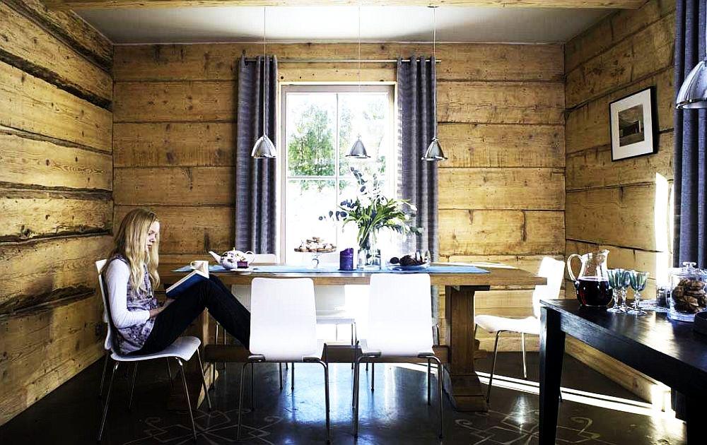 adelaparvu.com despre casa rustica in stil wabi-sabi Foto Aga Blazowska (12)