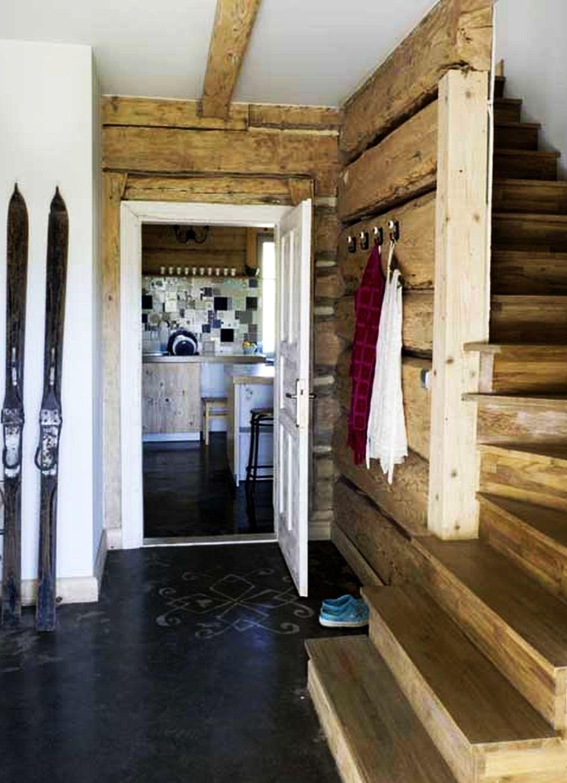 adelaparvu.com despre casa rustica in stil wabi-sabi Foto Aga Blazowska (4)