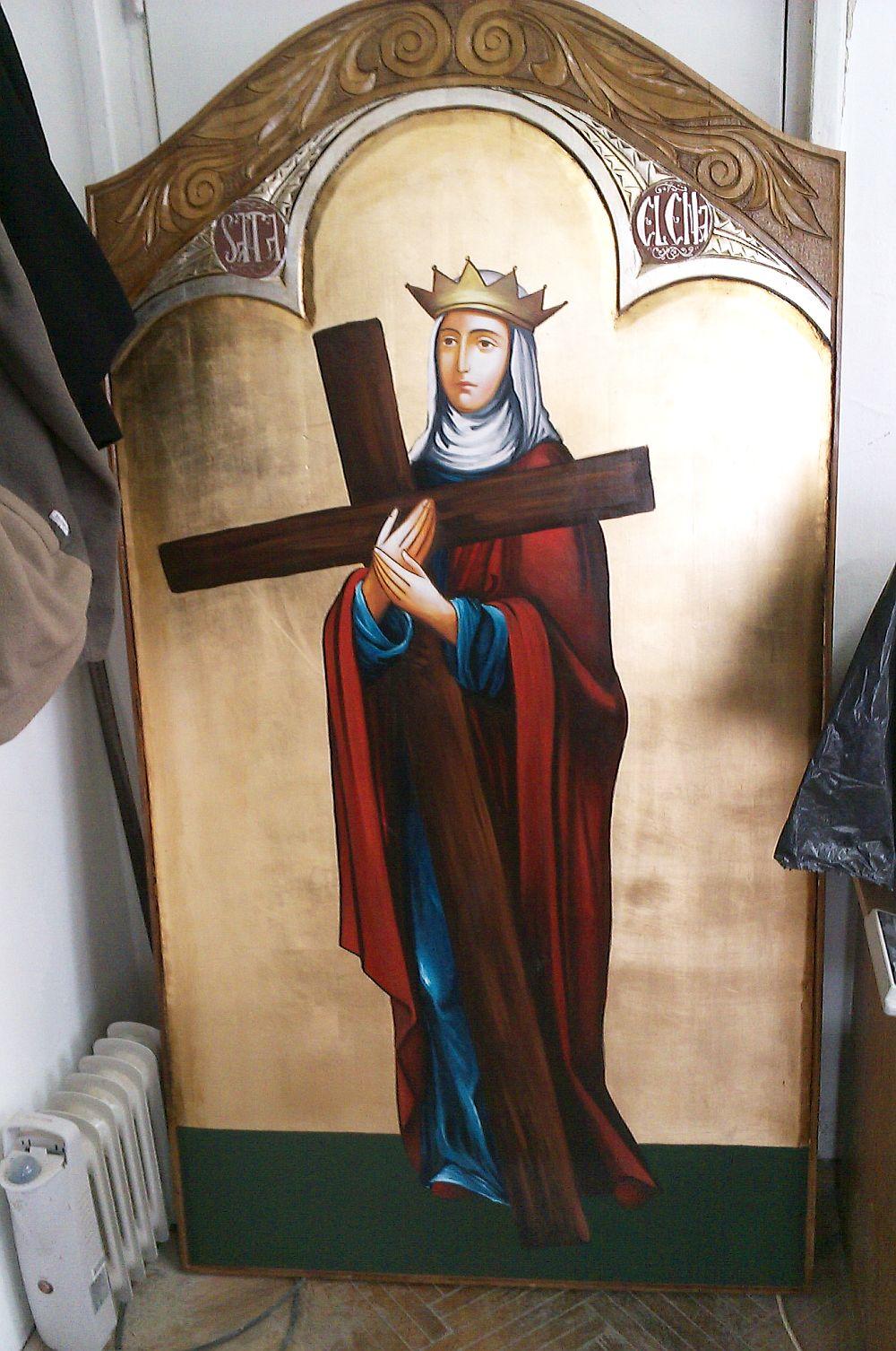 adelaparvu.com despre icoane bizantine pictate de Lorand Kolumban si Jakab Tibor (6)