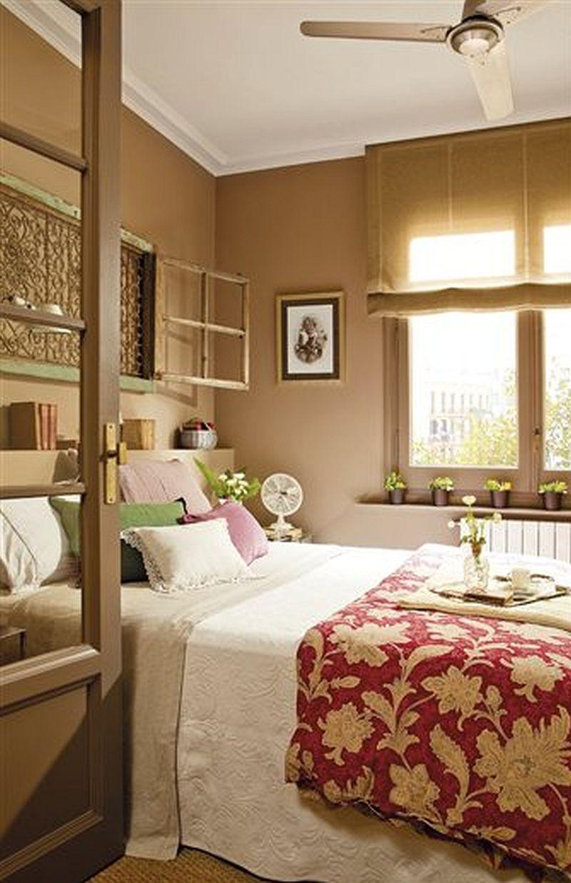 adelaparvu.com despre locuinta cu nunate maro Designer  Lourdes Alba Foto ElMueble (7)