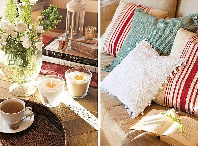 adelaparvu.com despre locuinta cu nunate maro Designer  Lourdes Alba Foto ElMueble (9)