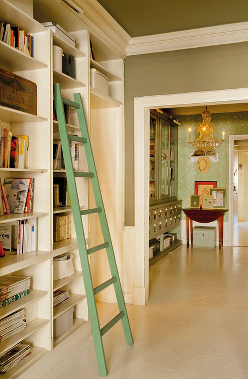 adelaparvu.com despre locuinta stilistei Gaby Conde Foto ElMueble (7)