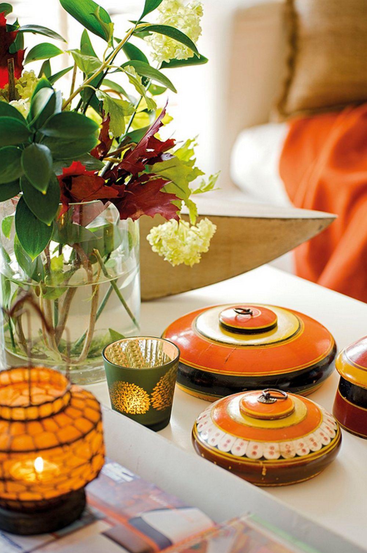 adelaparvu.com despre rustic si modern intr-o casa de la oras Foto ElMueble (4)