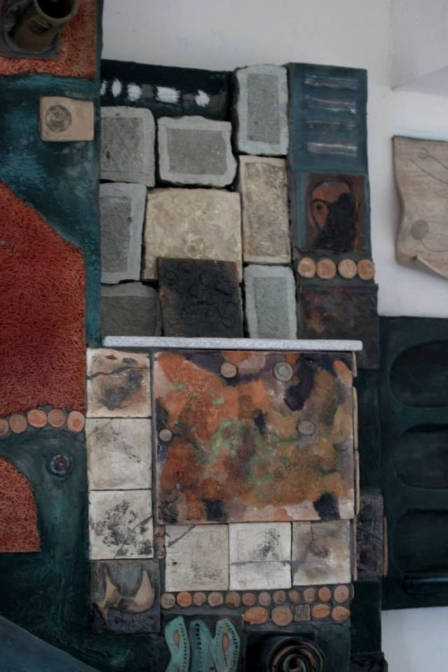 adelaparvu.com despre semeniu ca instalatie de arta Design sculptorul Maxim Dumitras (2)