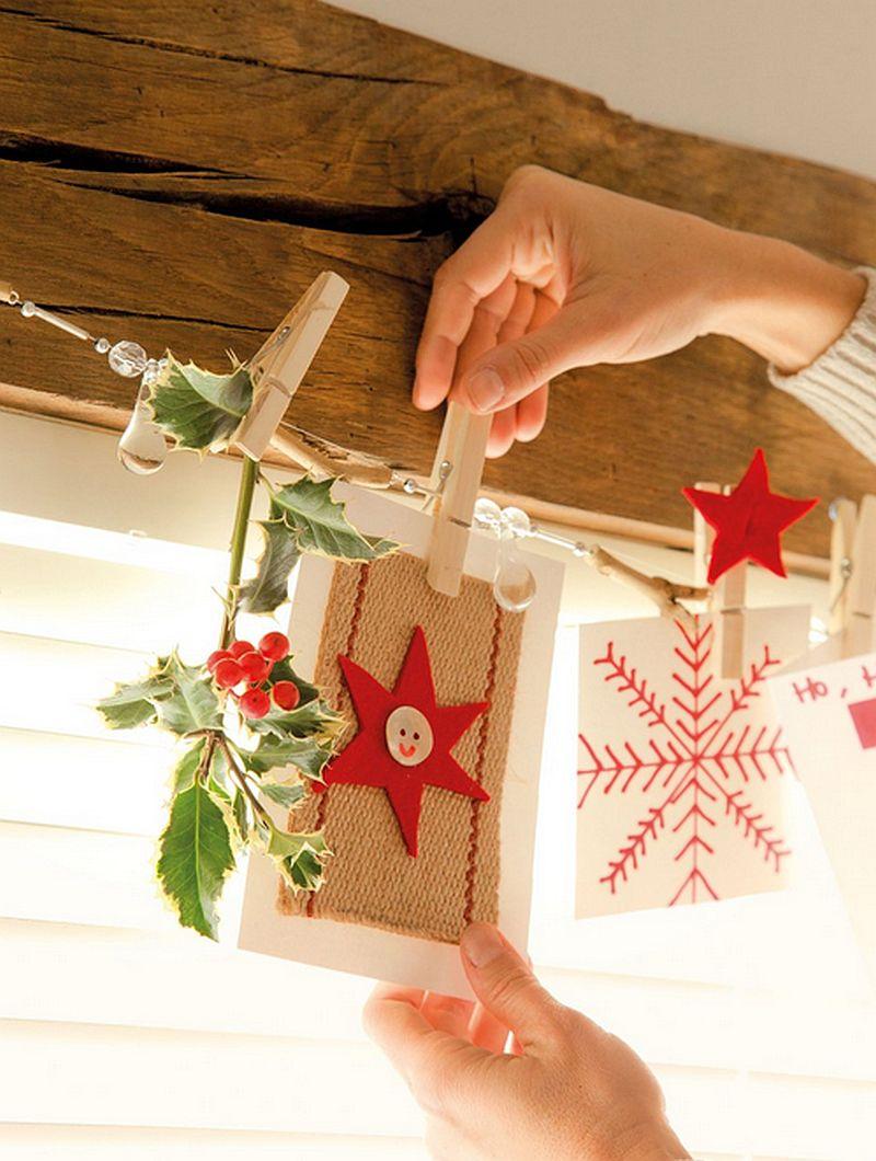 Christmas decoration in Cantabria house, architect Luis Alberto Alonso, Photo ElMueble (14)