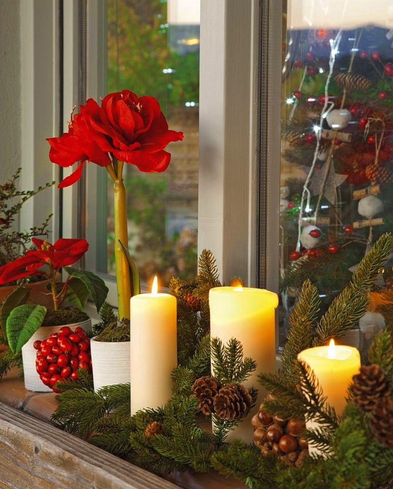 Christmas decoration in Cantabria house, architect Luis Alberto Alonso, Photo ElMueble (18)